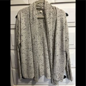 Anthropologie Washed Sweater